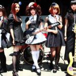 バンドメイド(BAND-MAID)のメンバーの彩姫・茜・Misa・小嶋ミク・かなみの身長、年齢は?