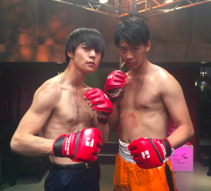 窪田正孝の筋肉がすごい!鍛え方は?