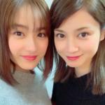 平愛梨と平祐奈の年齢差と身長差などを比べてみた!
