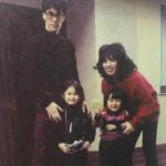 鮎川誠の娘は鮎川陽子と鮎川純子の双子、三女は鮎川知慧子で全て芸能人