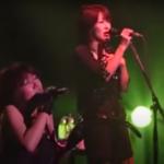 浜田麻里の妹の絵里はバックコーラスをしていて見た目も声も似てる!アニメソングも歌っているけどデビューはしていない?